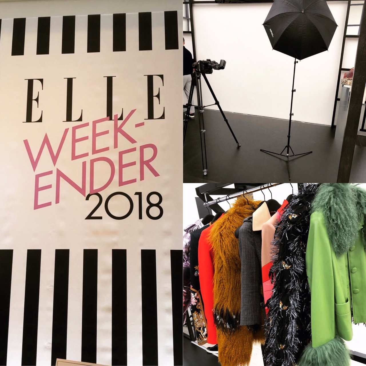 "Flair Experience Supports ""The Studio At ELLE Week-ender"""