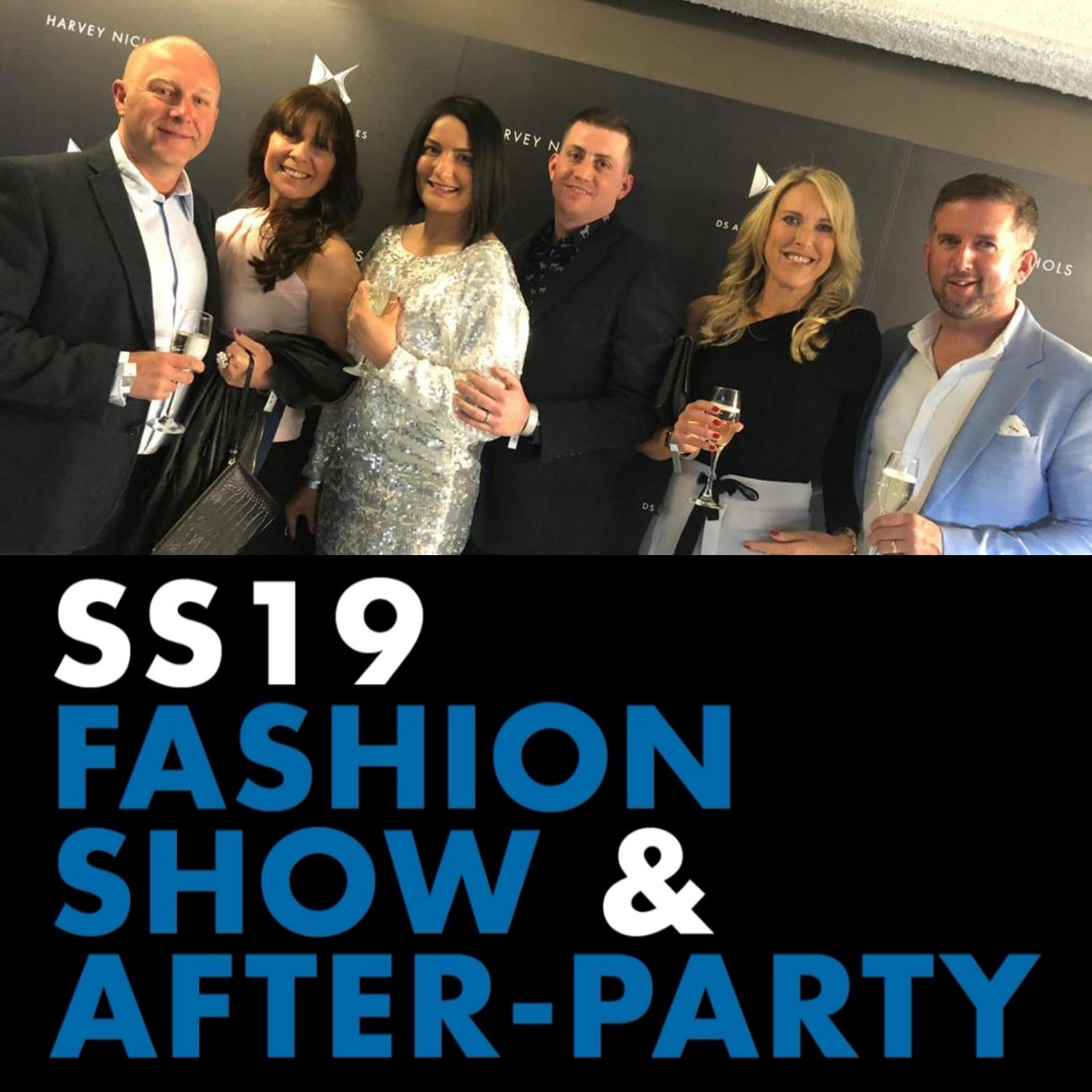 Harvey Nichols SS19 Fashion Show