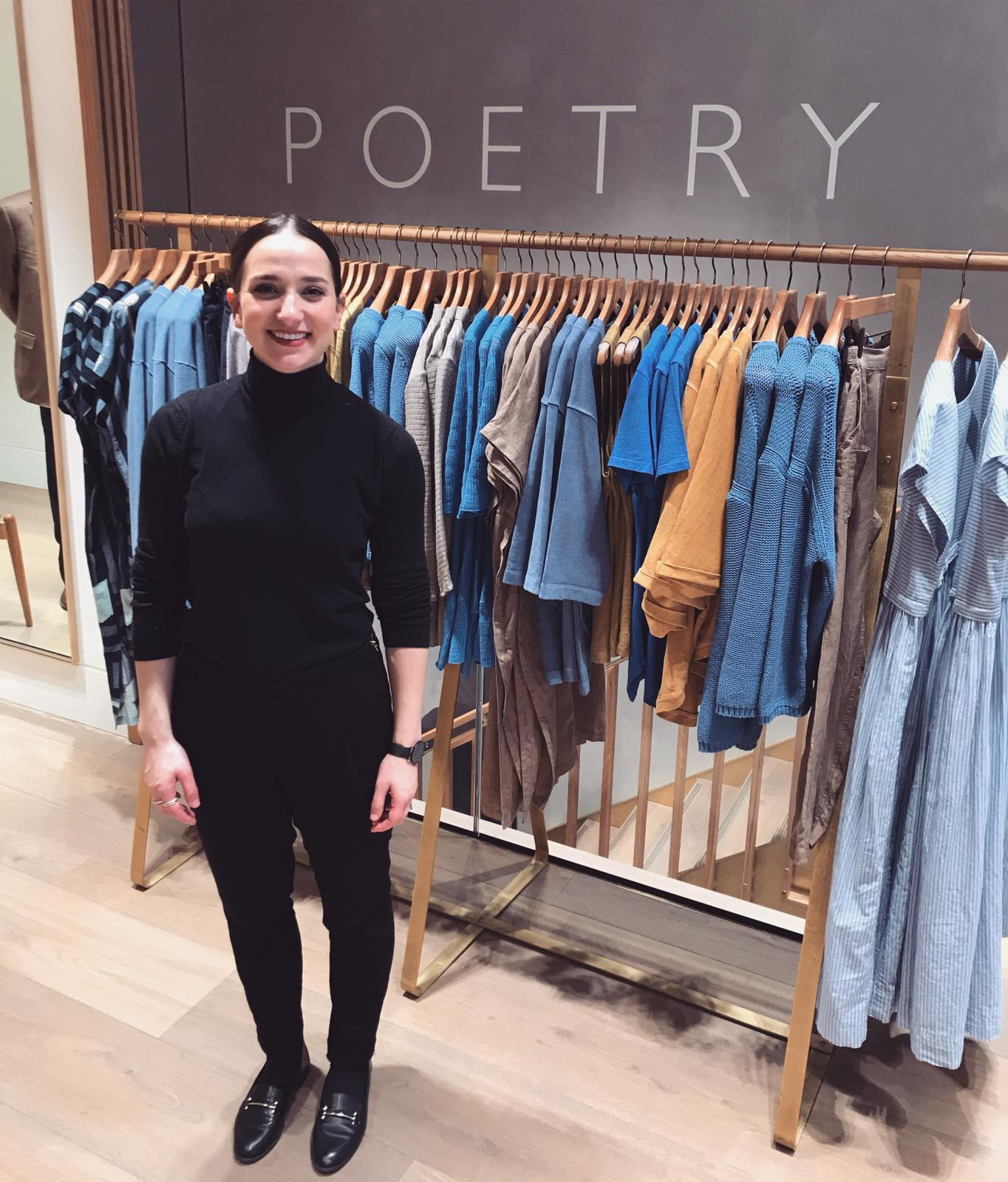Flair Recruitment Supports The Poetry Fashion Boutiques In London